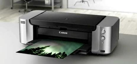 Canon impresora multifunción información portada