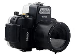 Cámara submarina Nikon