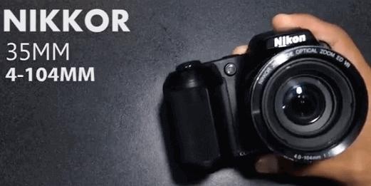 Coolpix Nikon l330