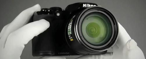 Nikon Objetivo Coolpix p510