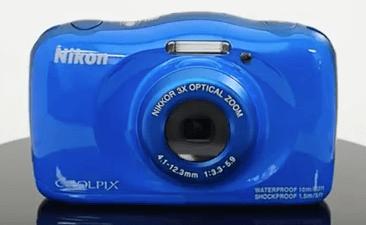 Nikon Coolpix s33 cámaras