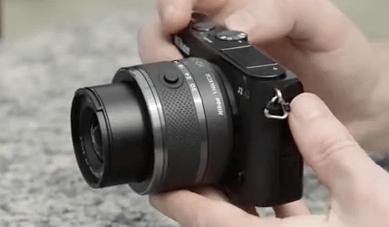 Nikon cuerpo y diseño 1 J3