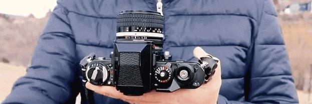 Nikon cuerpo de la cámara F3