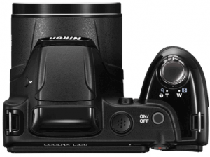 Nikon cuerpo cámara Coolpix l330