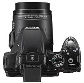 p510 cuerpo Nikon