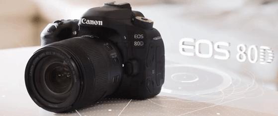 Canon Eos cámara