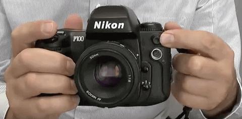 f100 de Nikon