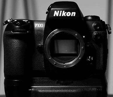 Nikon cámaras f100