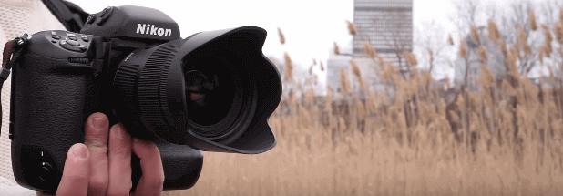 F5 Nikon digital