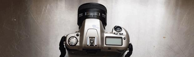 Nikon oferta F60