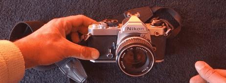 Modelo Nikon diseño FM