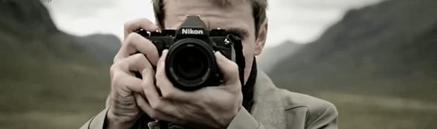 Nikon fotografías modelo DF