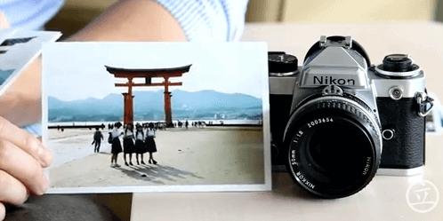 Nikon fotografías modelo fe