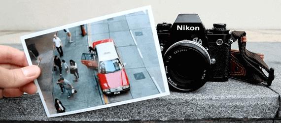 F3 Nikon cámara