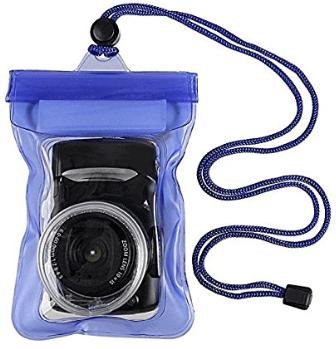Cámara funda acuática Nikon
