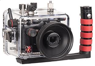Carcasas Nikon Ikelite acuática