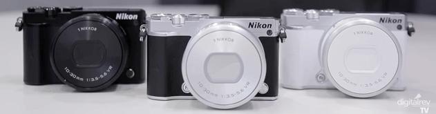 Nikon modelos serie 1 j5