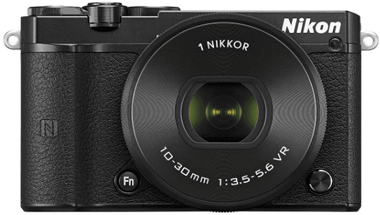 Nikon objetivo cámara 1 j5