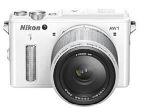 Cámara Nikon 1 aw1
