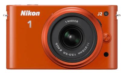 Nikon 1 j2 otras cámaras