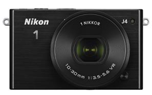 Nikon cámara 1 j4