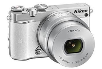 Nikon estructura aluminio 1 J5