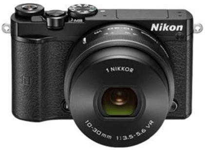 Nikon color negro información 1 J5