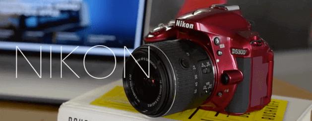 Cámaras Nikon información