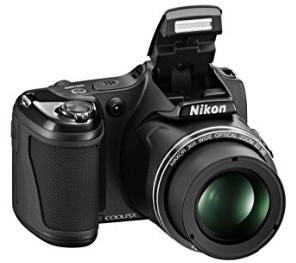 cámara Nikon compacta Coolpix L820