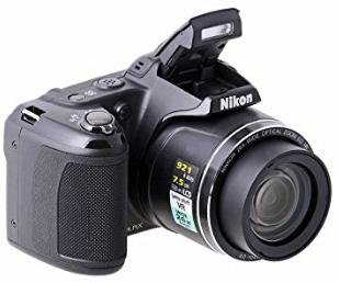 cámara Nikon Coolpix l810
