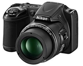Nikon Coolpix cámara L820