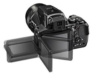 Nikon pantalla Coolpix p900