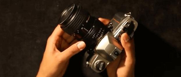 Nikon barata fm10
