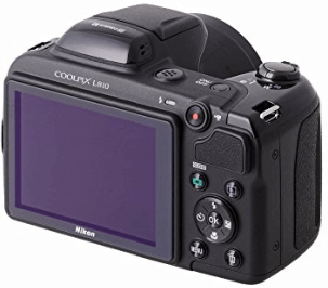 Nikon pantalla Coolpix l810