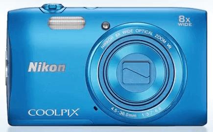 Nikon categoría Coolpix s3600