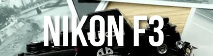 Información Nikon sobre la F3