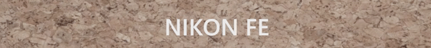 Nikon nombre fe