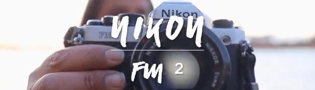 Cámara Nikon fm2