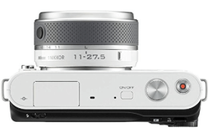 Nikon objetivo 1 J2