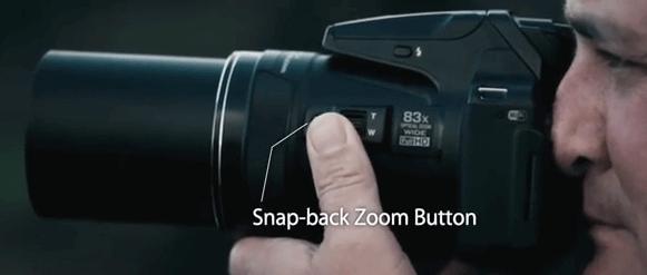 Nikon objetivo Coolpix p900