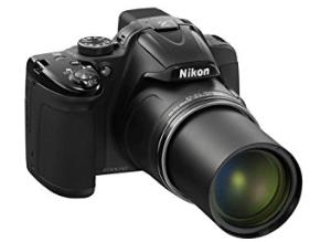 Nikon objetivo p520