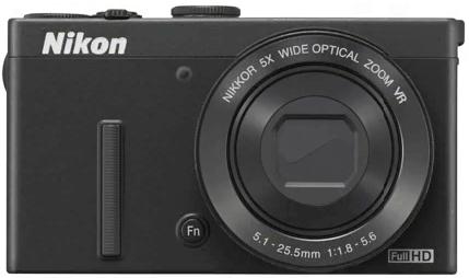 p340 cámara Nikon