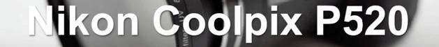 Nikon información Coolpix p520