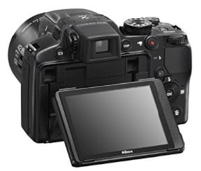 Nikon pantalla p510
