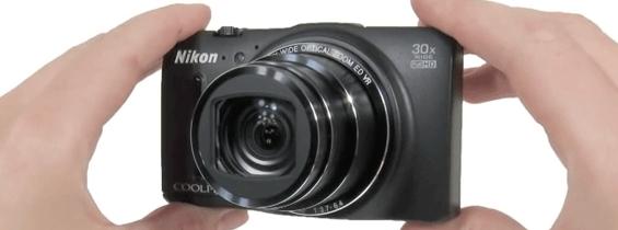 Nikon categorías Coolpix s9700