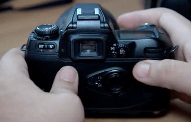 f80 cámara Nikon