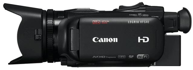 Videocámaras de calidad Canon