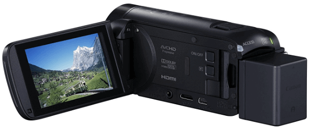 Oferta Canon videocámaras
