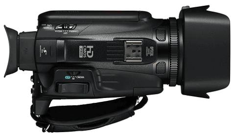 Videocámaras información Canon