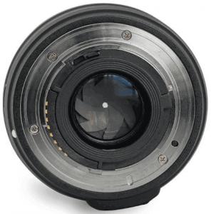Yongnuo distancia focal 35 mm